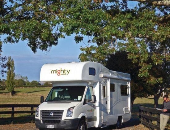 Mighty Campervans