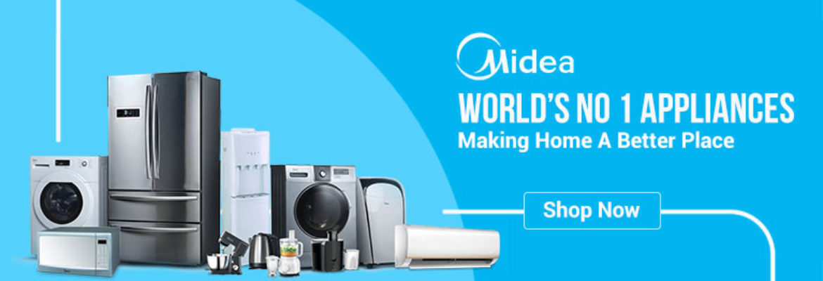 Midea Group – China Leading HVAC Systems, Consumer Appliances Manufacturer